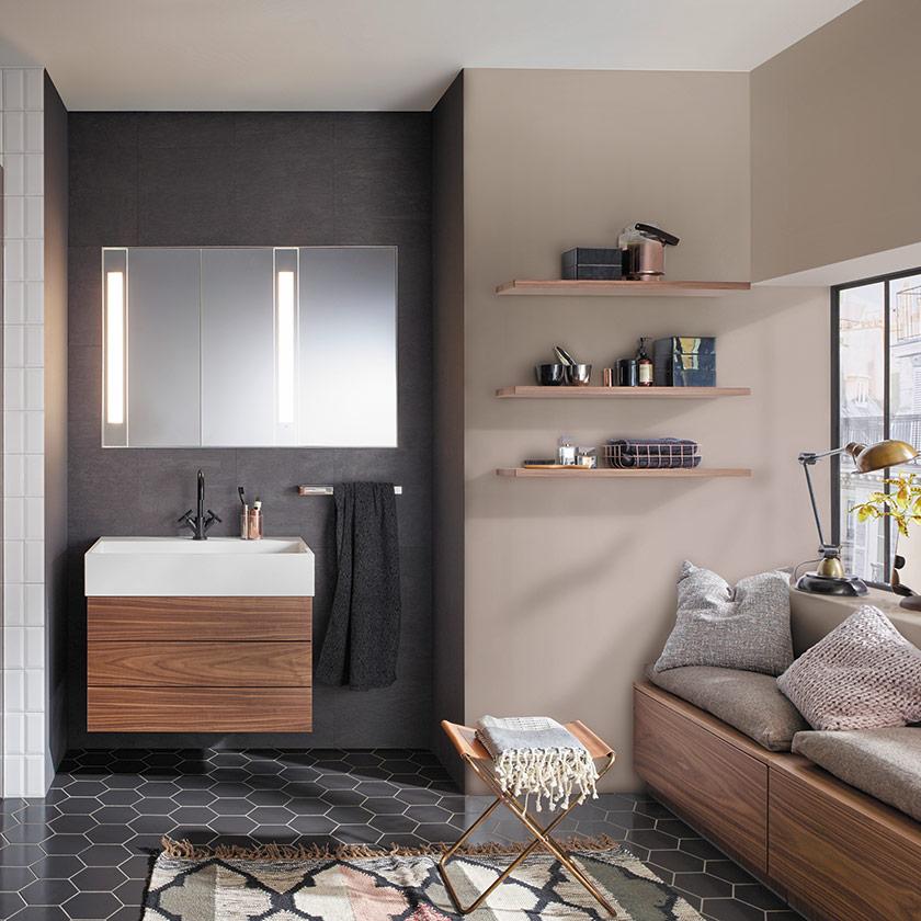 Meubles de salle de bain   Série Crono   Burgbad