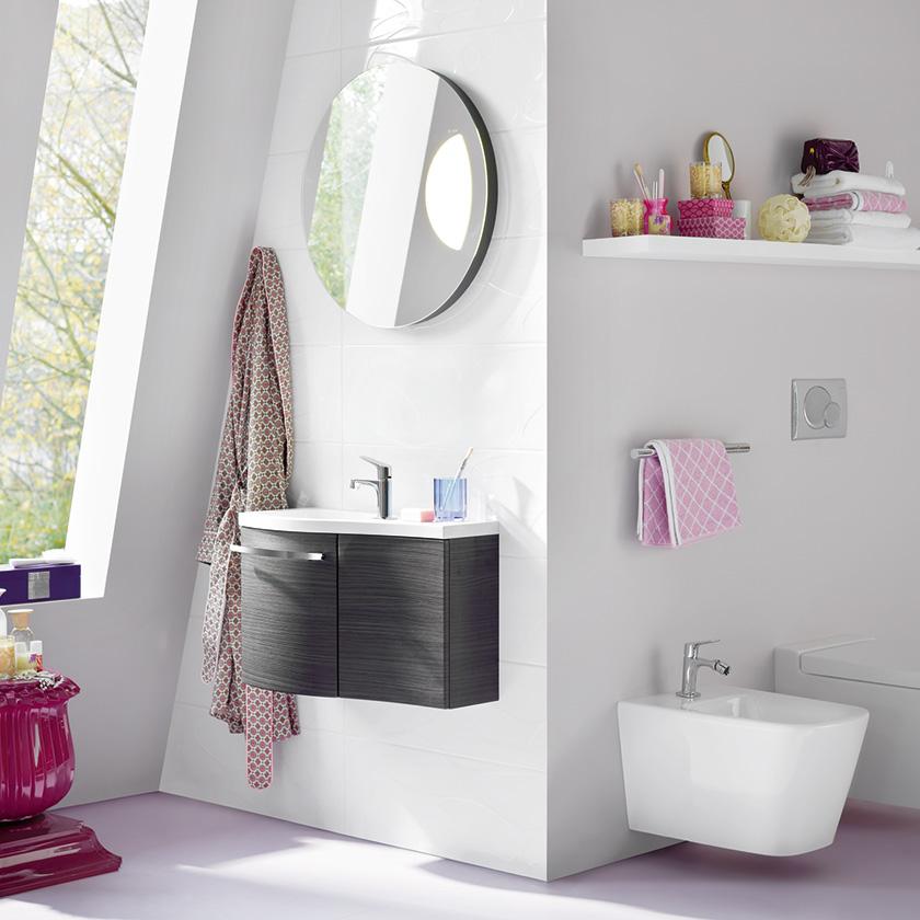 Meubles de salle de bain   Série Sinea 1.0 Gästebad   Burgbad