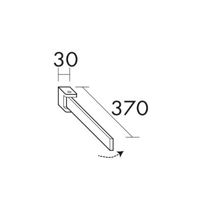 Instructions d'installation du porte-serviettes en céramique