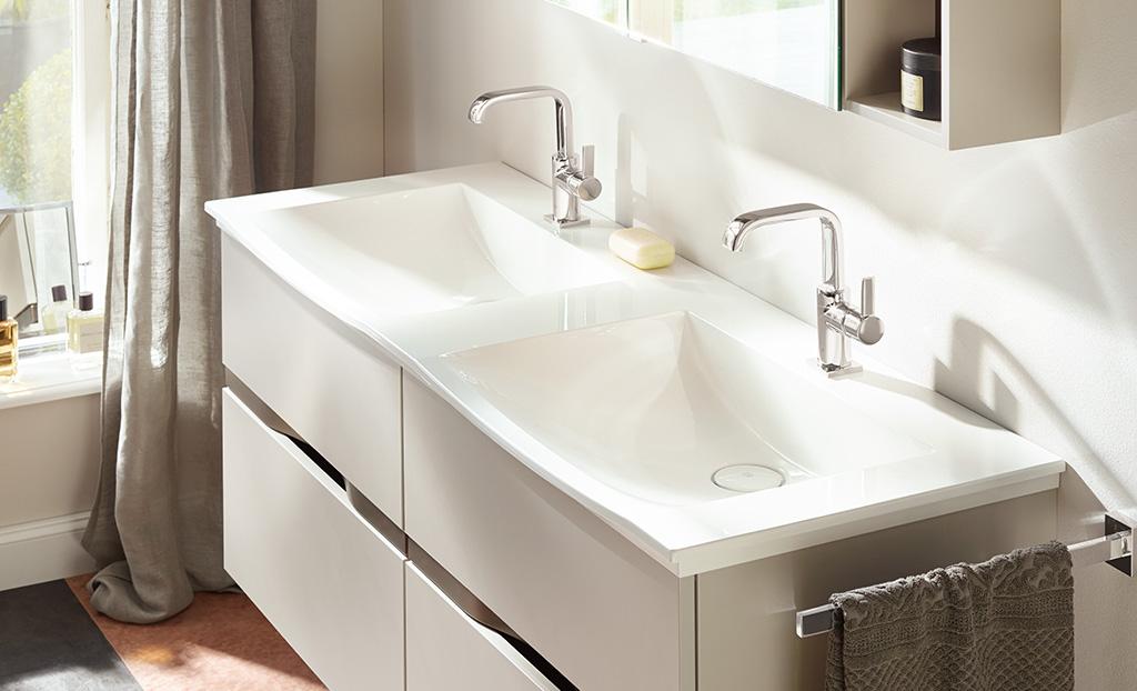 meubles de salle de bain s rie orell burgbad. Black Bedroom Furniture Sets. Home Design Ideas