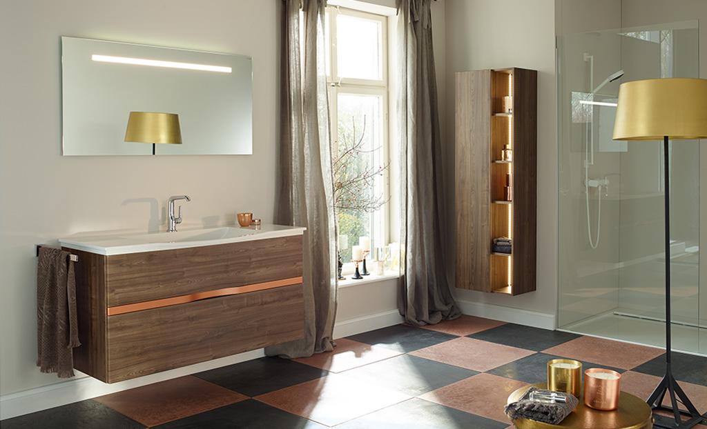 meubles de salle de bain s 233 rie orell burgbad