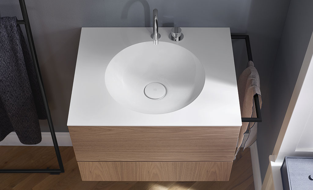Meubles de salle de bain - Série Coco | Burgbad