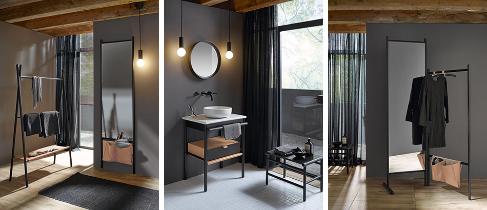 Meubles de salle de bain haut de gamme, salles de bain design et de ...