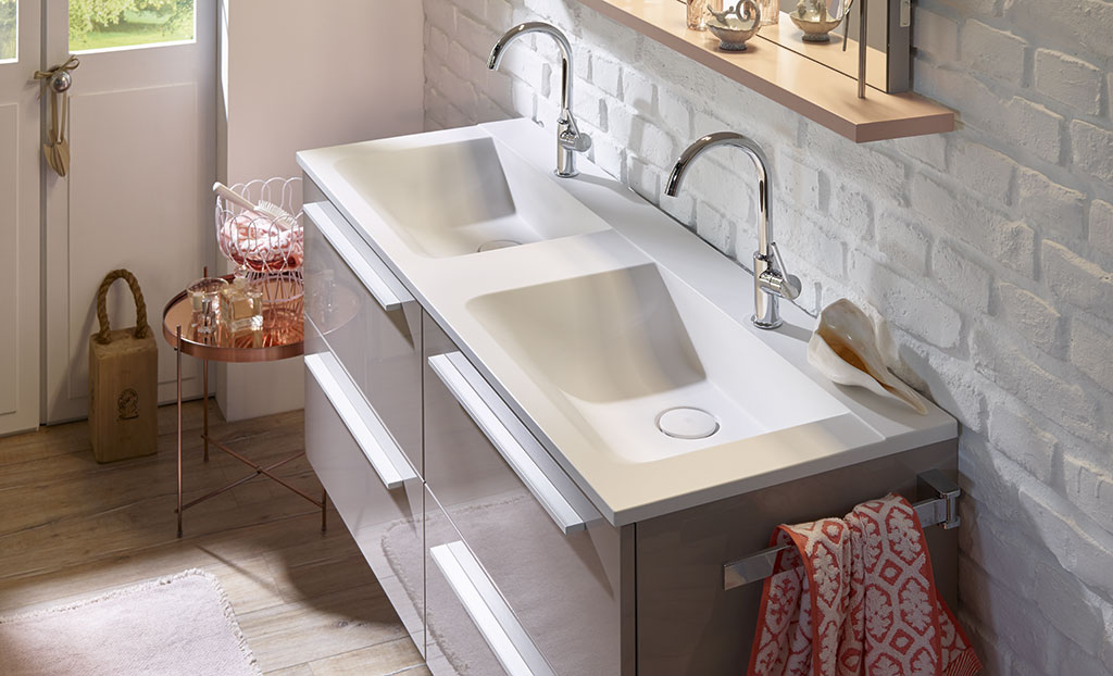 meubles de salle de bain s rie sys30 sana burgbad. Black Bedroom Furniture Sets. Home Design Ideas