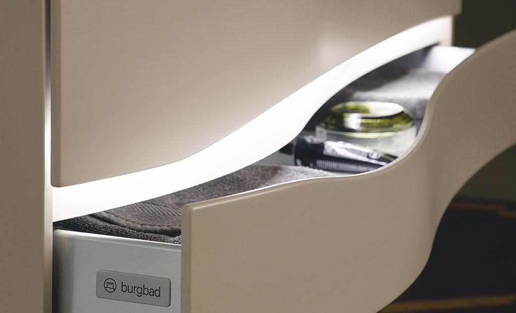 meubles de salle de bain s rie sinea 2 0 burgbad. Black Bedroom Furniture Sets. Home Design Ideas