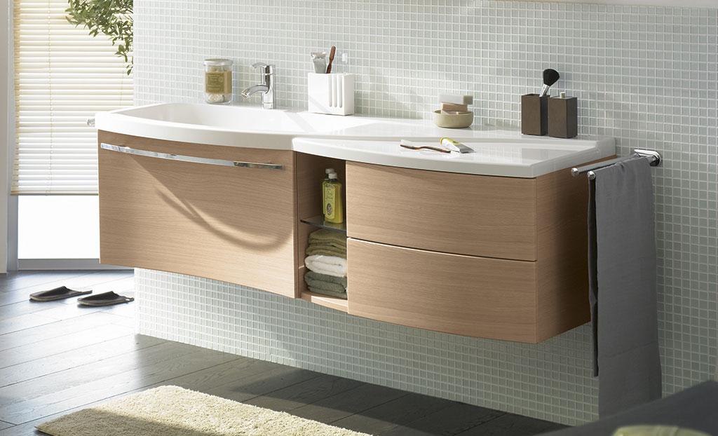Meubles de salle de bain - Série Sinea | Burgbad