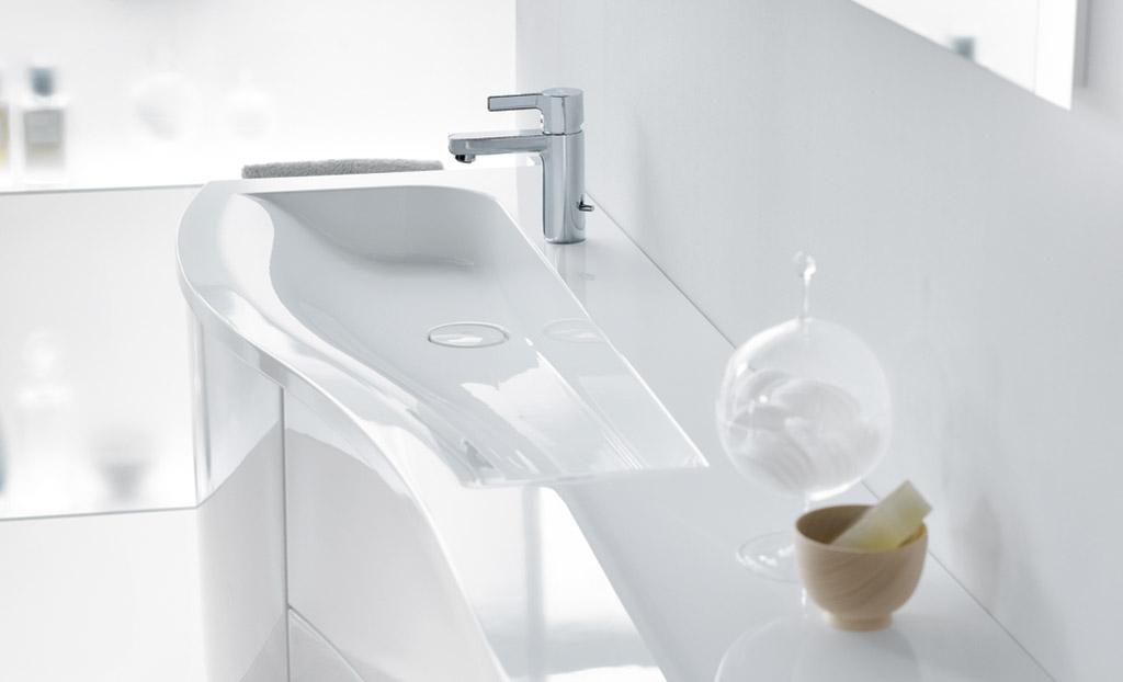 meuble salle de bain burgbad sinea