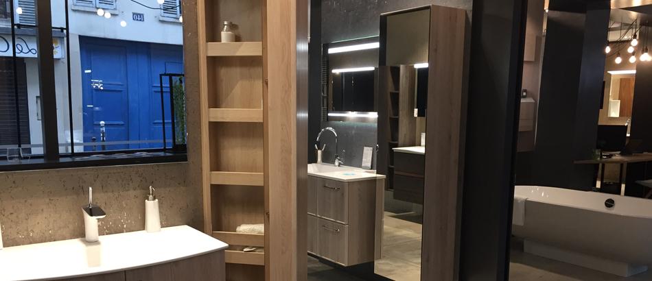 Showroom salle de bain showroom salle de bain ouvert for Showroom salle de bains
