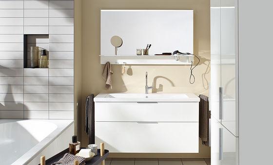 Meubles de salle de bain   Série Eqio   Burgbad