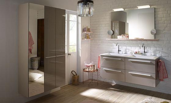 meubles de salle de bain s rie sana burgbad. Black Bedroom Furniture Sets. Home Design Ideas